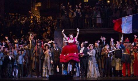 PUCCINI: BOHÉMÉLET / Met – Fesztivál Színház