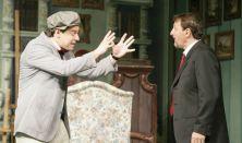 Ray Cooney-Tony Hilton: 1x3 néha 4, avagy Egyszerháromnéhanégy -bohózat -a Madách Színház előadása