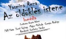 Yasmina Reza: Az öldöklés istene