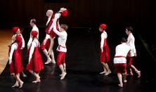 Zempléni Fesztivál, Sztravinszkij: Menyegző; Ifjúliszt, A Forte Társulat táncelőadása