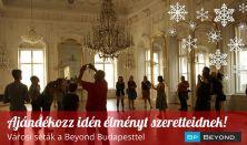 Beyond Budapest Ajándékutalvány