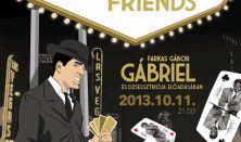 Sinatra and friends - Farkas Gábor Gábriel koncertje