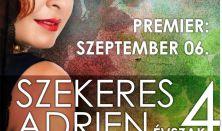 Négy évszak - Ősz zenés színház Szekeres Adriennel