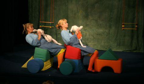 Babaszínház- Szivárványhinta