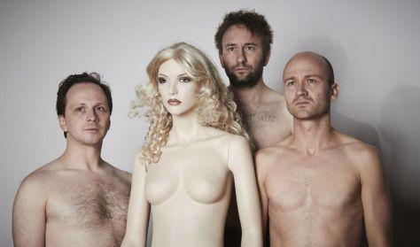 Dumaszínház - FÜGE: A férfiak szexuális világa