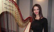 Orbán Kornélia hárfa koncertje