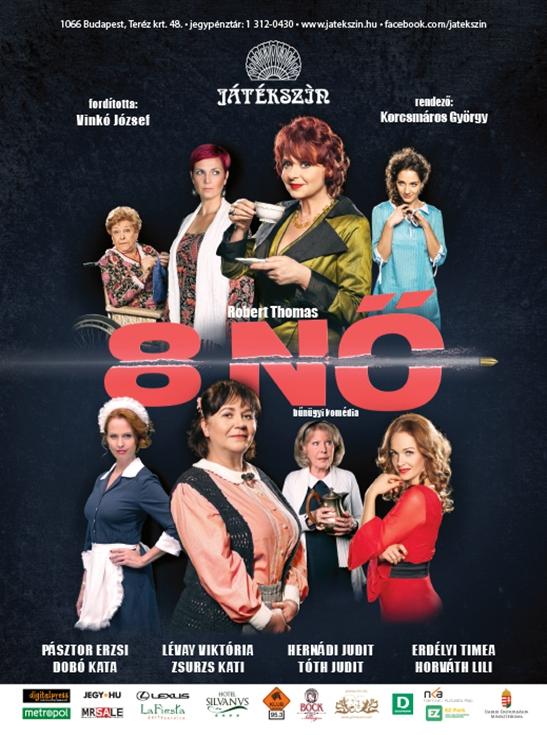 Nyolc nő