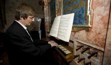 Bach-maraton Kromatikus fantázia és fúga; 6 kis prelúdium; c-moll partita
