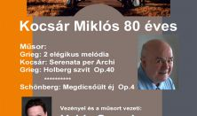 Új Magyar Kamarazenekar - Kocsár 80