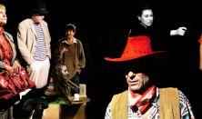 SPIN|OFF - színházi sitcom