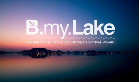 B.my.LAKE Fesztivál 2014 Kemping jegy