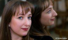 """Krausz Adrienne zongorakoncertje """"Szonáták az örökkévalóságnak""""  BTF"""