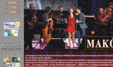 Kerényi Miklós Máté & Budapest Folk Jazz Band koncertje