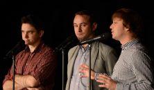 Akciós medve: Felméri Péter és a Szomszédnéni Produkciós Iroda közös estje