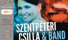 Szentpéteri Csilla & Band: Latin nyár koncert