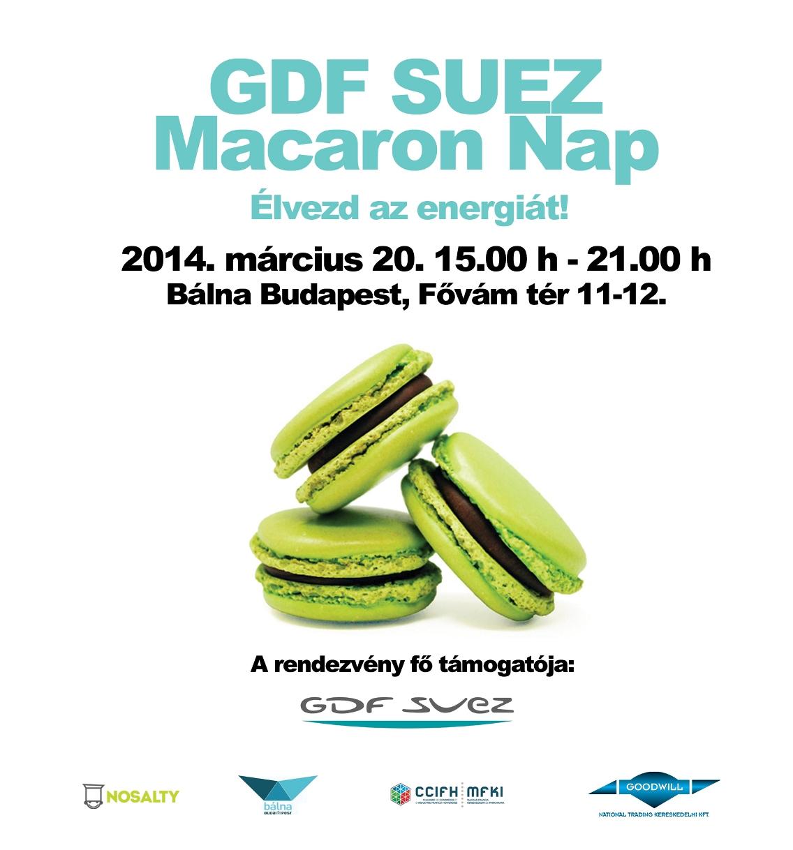 GDF SUEZ MACARON NAP