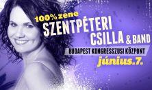 100 % ZENE - Szentpéteri Csilla & Band koncert