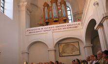 A Collegium Musicum-OrgonaPont koncert