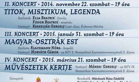 Titok, Misztikum, Legenda - komolyzenei hangverseny