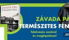 Závada Pál felolvasóestje zenével és meglepetéssel - TERMÉSZETES FÉNY
