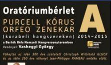 BACH: Máté-passió BWV 244/ Oratóriumbérlet