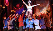 CSÁRDÁSKIRÁLYNŐ - az Operettvilág Együttes produkciója
