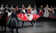 A Misina Néptáncegyüttes és Táncszínház estje