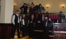 A Budapest Klezmer Band évadzáró hangversenye