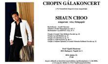 CHOPIN GÁLAKONCERT a VI. Nemzetközi Zongoraverseny Megnyitóján