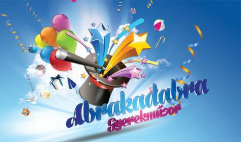 Abrakadabra - Gyerekműsor