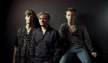 Kris Defoort Trio feat. Harcsa Veronika / CAFe Budapest 2014