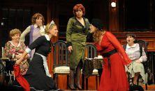 Robert Thomas: Nyolc nő bűnügyi komédia