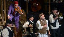 Hegedűs a háztetőn - a Budapest Klezmer Band közreműködésével