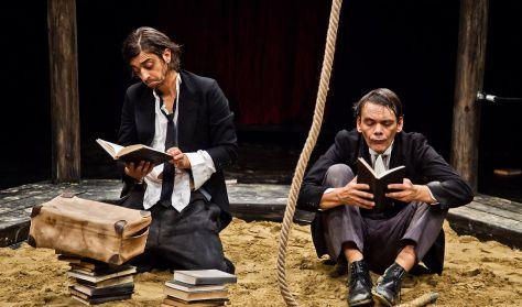 Tom Stoppard: Rosencrantz és Guildenstern halott - VÁDLI/FÜGE/Szkéné