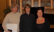 A Ránki-család hangversenye, Ránki Dezső, Klukon Edit, Ránki Fülöp , Bach és Liszt művek