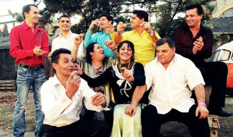 Parno Graszt roma klub