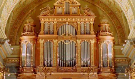 Hétfői Orgonakoncertek / Cathedral Organ Concerts