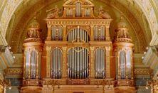 Orgonahangverseny-sorozat (Virágh András) / Organ Concert