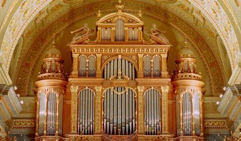 Újévi ünnepi orgonakoncert - Virágh András / New Year's Organ Gala