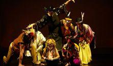Csillagokkal táncoló Kojot - Bozsik Yvette Társulat