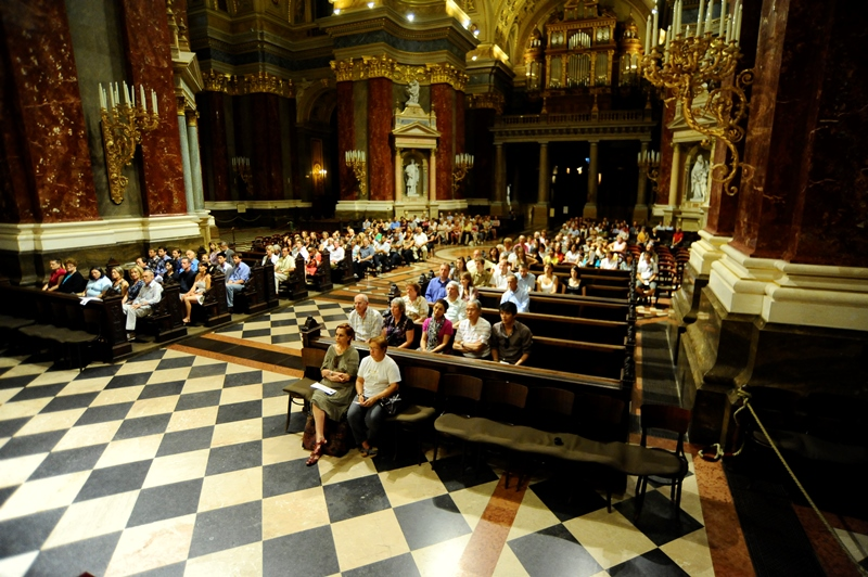 Orgona koncert operaénekkel és fuvolával/Organ Concert