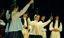Folklór előadás/Hungarian Dance Performance - Duna Művészegyüttes