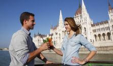 Dunai hajózás koktéllal vagy sörrel