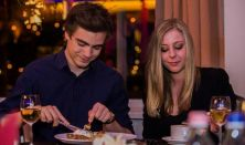 Karácsony esti hajózás élőzenével és svédasztalos vacsorával