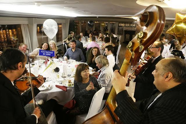Szilveszteri hajókázás - Gálavacsora & Műsor & Open Bar