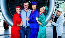 BOEING, BOEING - LESZÁLLÁS PÁRIZSBAN a Thália Színház vígjátéka két részben