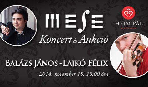 I. MESE Koncert és Aukció
