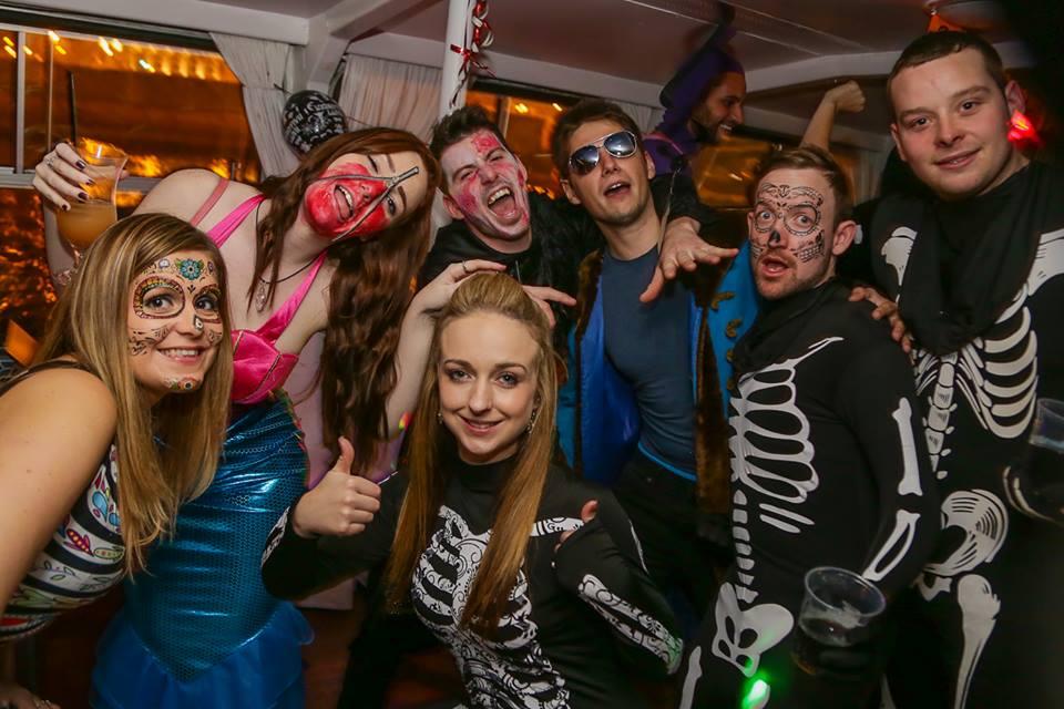 Halloween Parti Hajó/Halloween Party Cruise