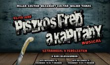 Piszkos Fred, a kapitány - musical
