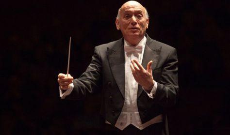 Pinchas Steinberg és a Zeneakadémia Szimfonikus Zenekara